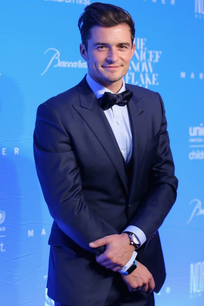 Orlando Bloom Handsome Actors In Hollywood