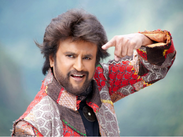 RajniKanth Most Handsome Actors South India