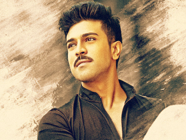 Ram Charan Most Handsome South Indian Actor