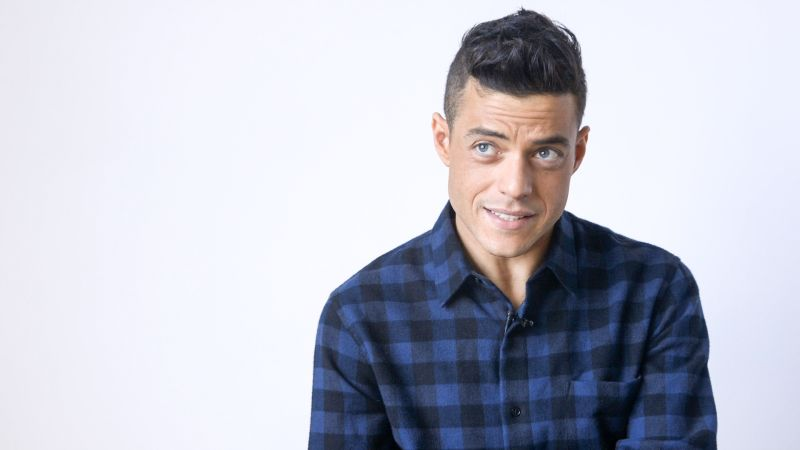 Rami Malek Handsome Actors In Hollywood
