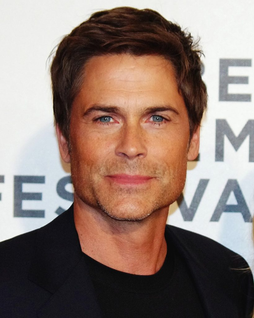 Rob Lowe Handsome Actors In Hollywood