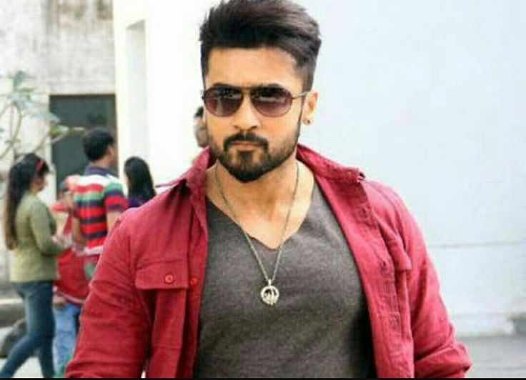 Surya Most Handsome South Indian Actor