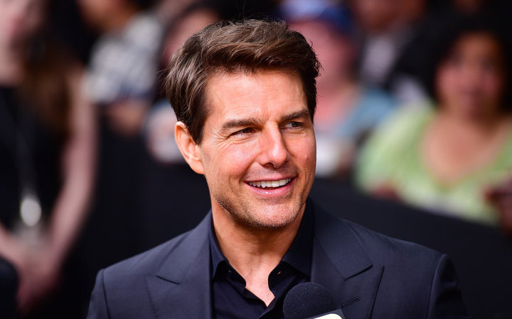 Tom Cruise Handsome Actors In Hollywood