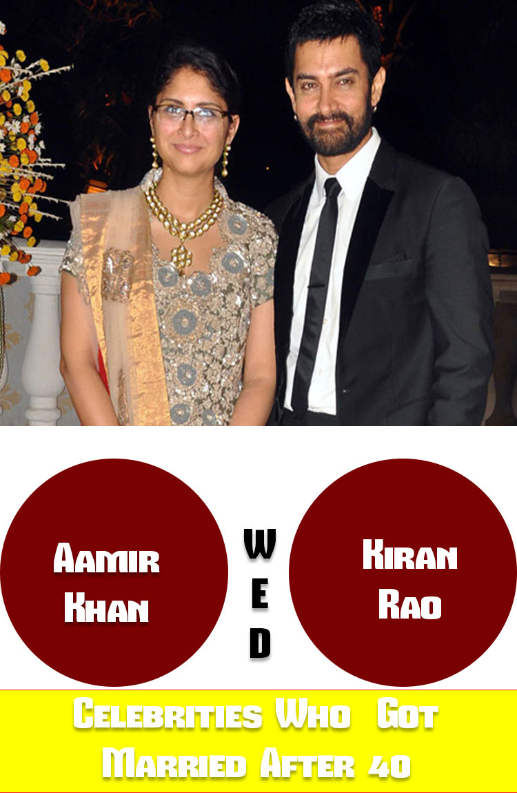 List of Bollywood Celebrities Who Got Married After the Age of 40 5