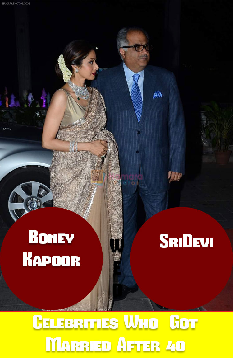 List of Bollywood Celebrities Who Got Married After the Age of 40 7