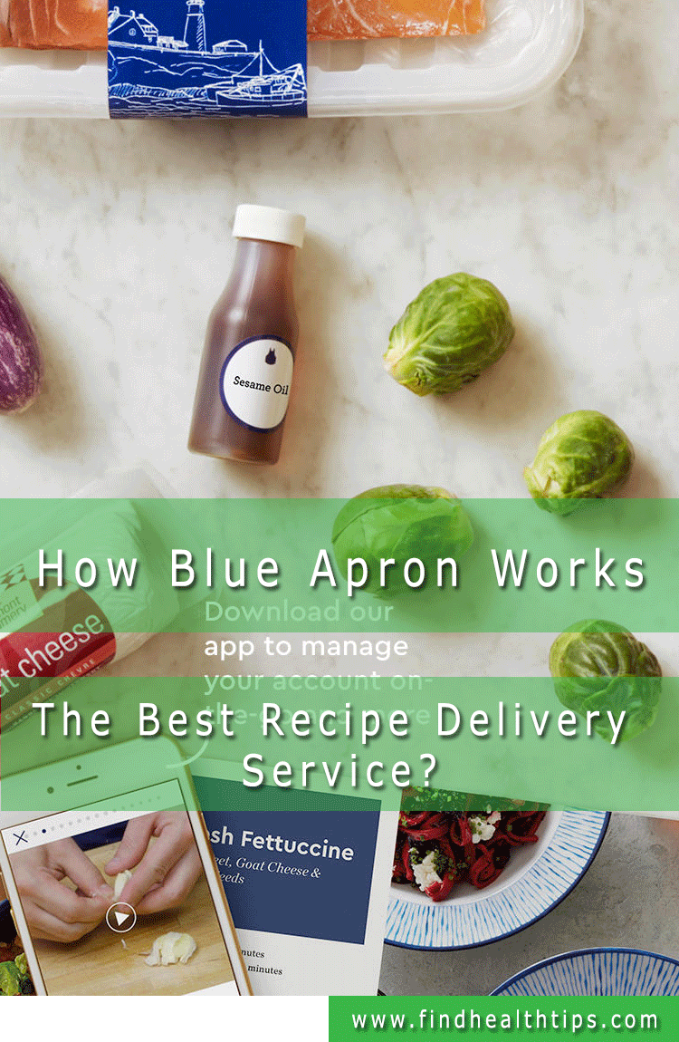how blue apron works