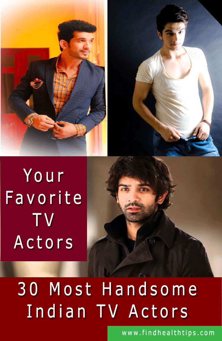 most handsome tv actors