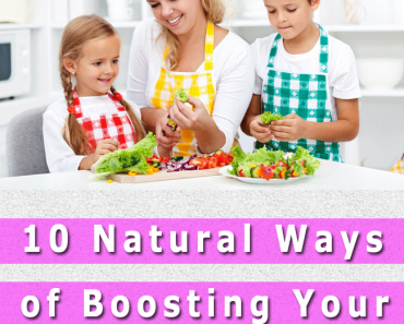 natural ways boost energy