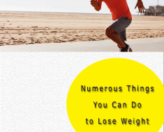 numerous things lose weight