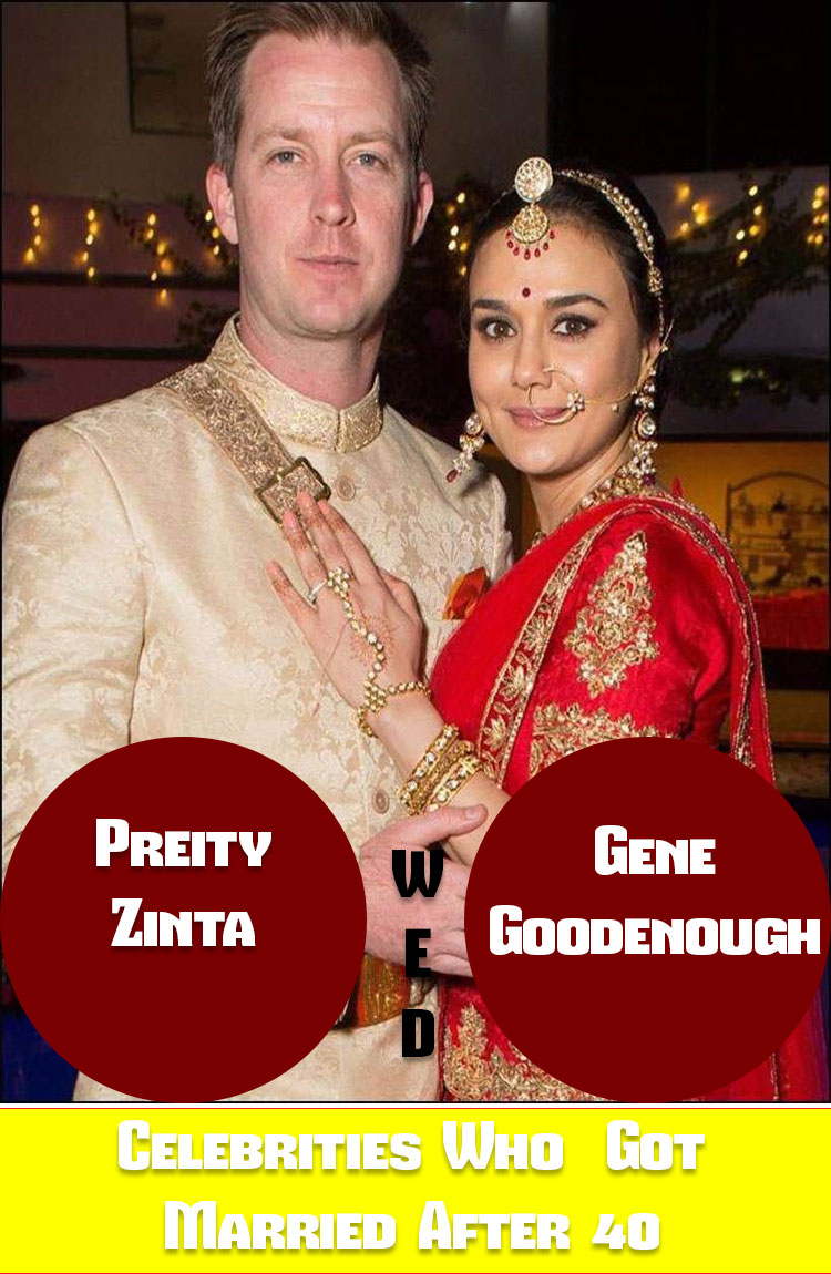 List of Bollywood Celebrities Who Got Married After the Age of 40 3
