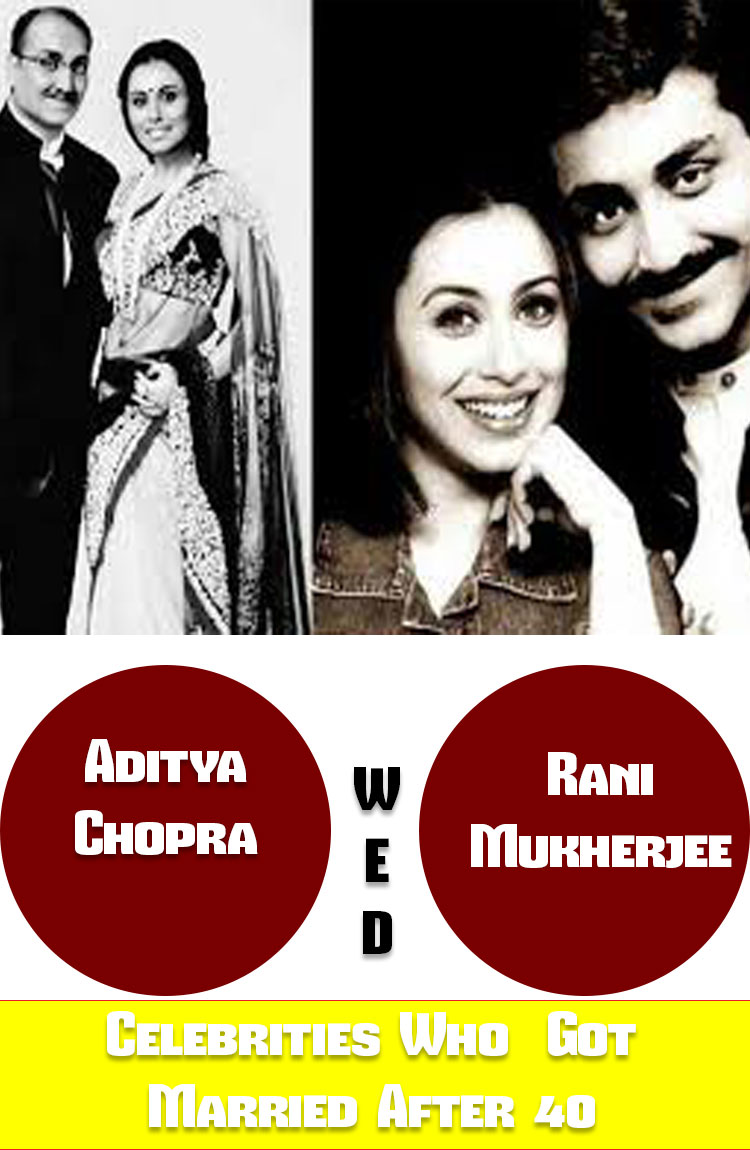 List of Bollywood Celebrities Who Got Married After the Age of 40 10