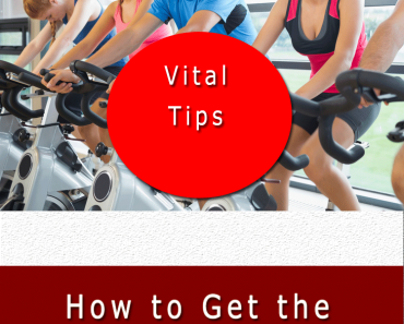 vital tips spin bike workout