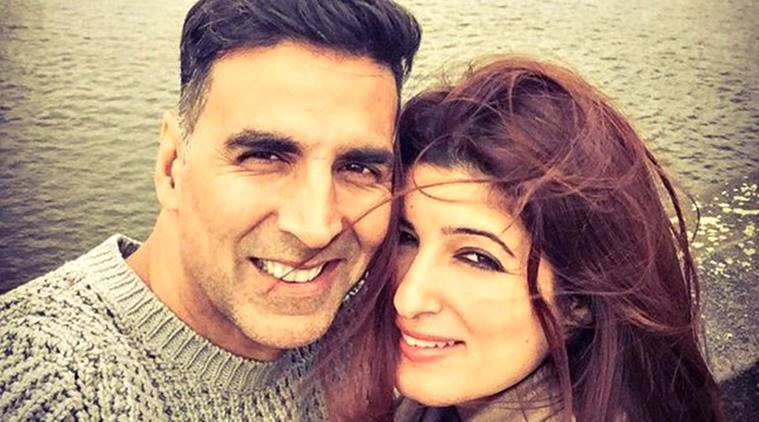 Akshay Twinkle Kumar Happy Married Life