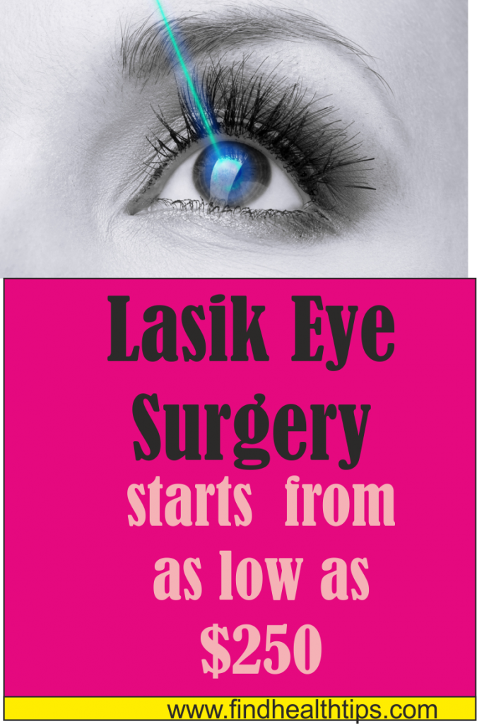 Lasik Eye Surgery Cost Delhi