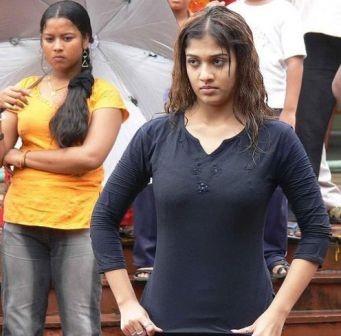 Nayanthara No Makeup Photo