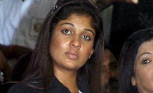 Nayanthara No Makeup Photo
