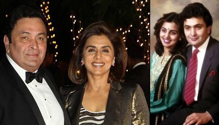 Rishi Neetu Kapoor with Long Happy Marriage