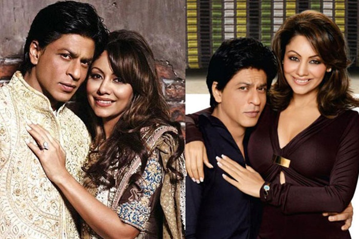 Shahrukh Gauri Khan with Long Happy Marriage