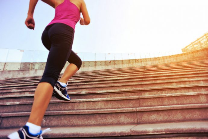 Stair Climbing Burn More Fat Than Running