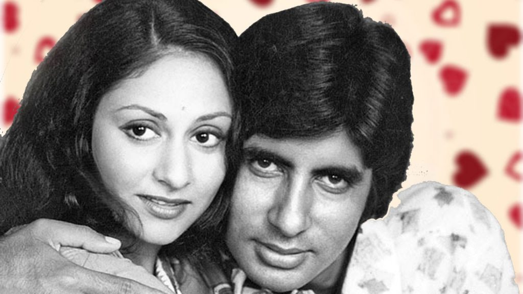 amitabh jaya bachchan Celebrities with Long Happy Marriage