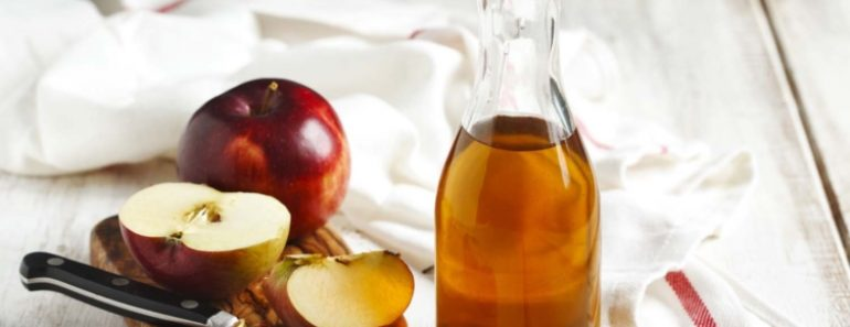 apple cider vinegar nutrition facts