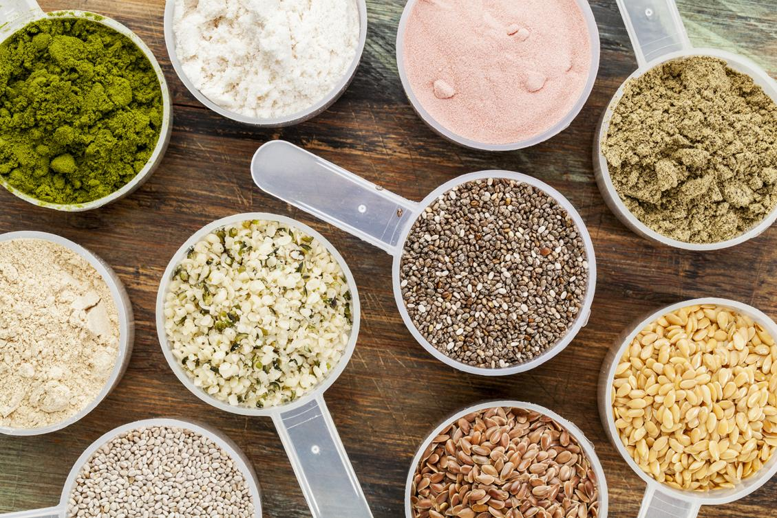 Some Excellent Variants of Plant-Based Protein Products