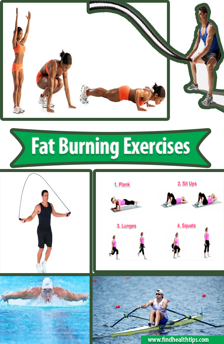fat burning exercises