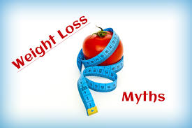 weight loss mytths