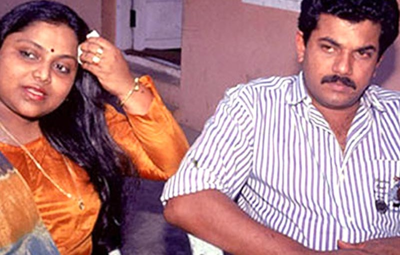 mukesh and saritha