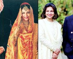 Beautiful Indian Cricketer Wives Mansur Ali Khan Pataudi Sharmila Tagore