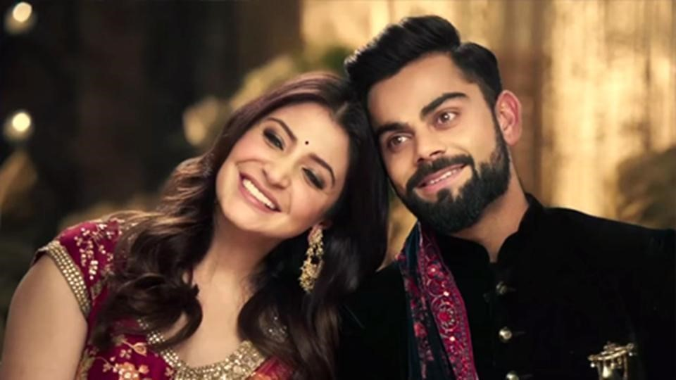 Beautiful Indian Cricketer Wives Virat Anushka
