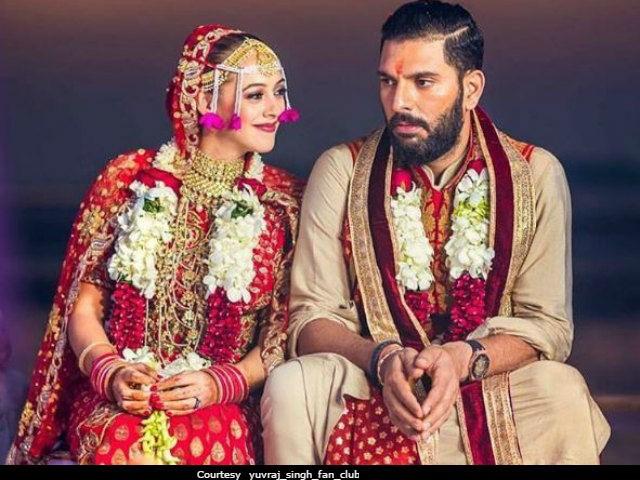 Beautiful Indian Cricketer Wives Yuvraj Hazel