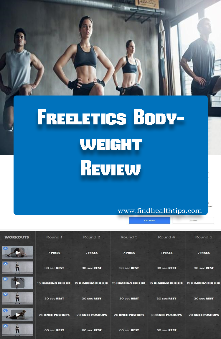 Freeletics Bodyweight Best Fitness Apps For Android 2018