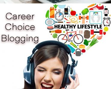 Blogging Career Healthy Lifestyle