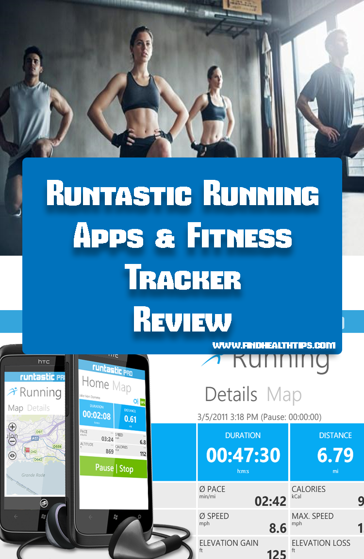 Runtastic Running Apps & Fitness Tracker Best Fitness Apps For Android 2018