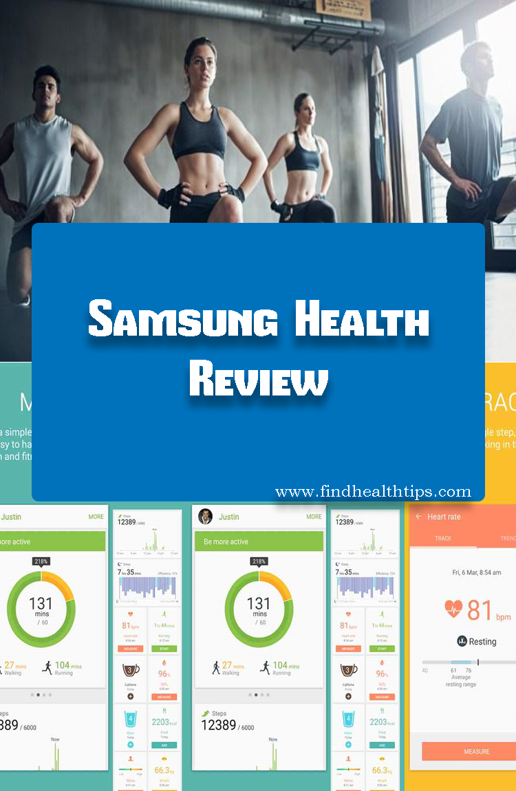 Samsung Health Review Best Fitness Apps For Android 2018