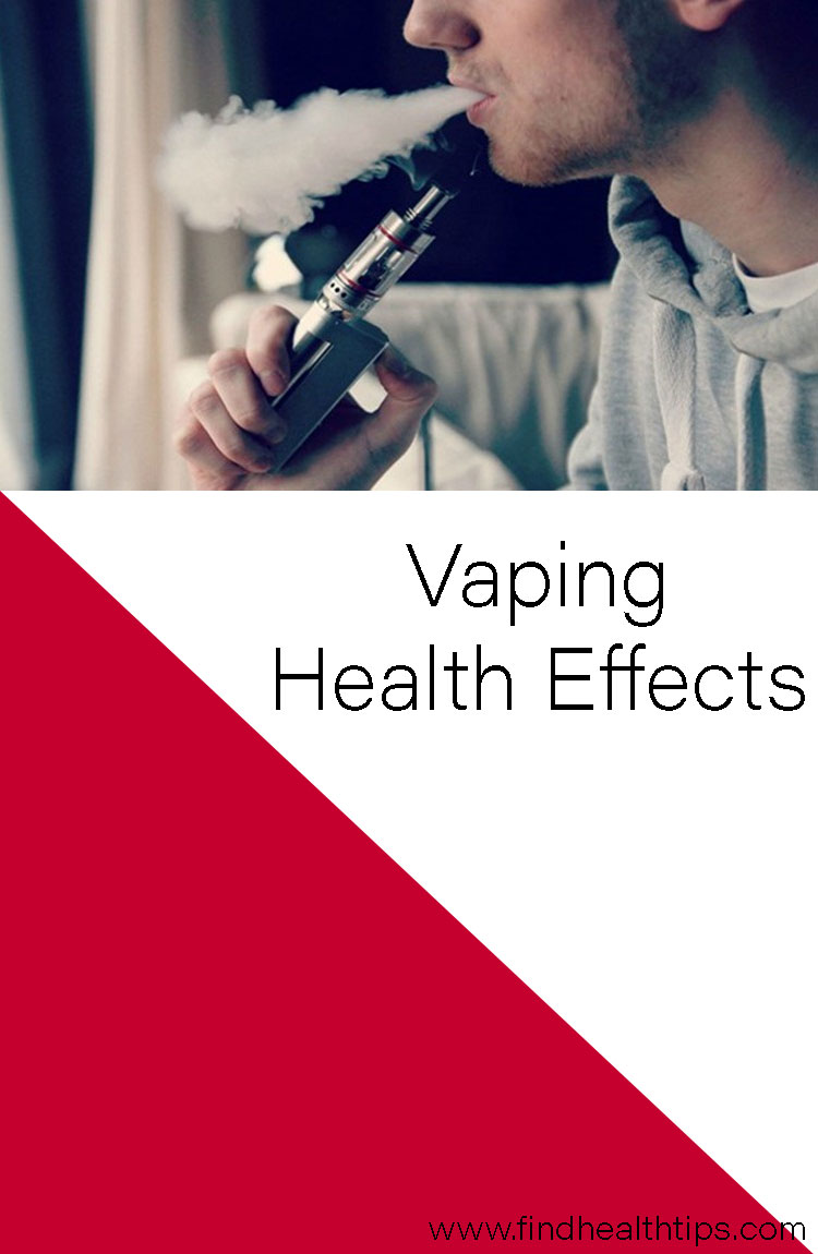 Vaping Health Effects