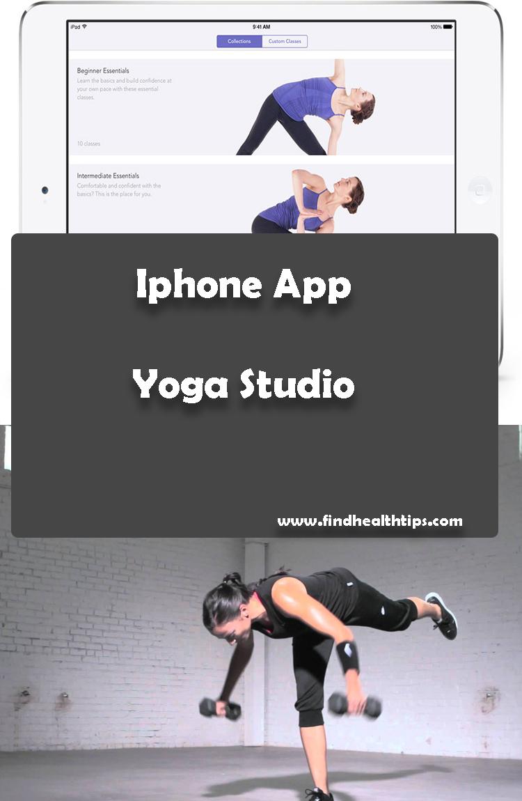Yoga Studio Best Health Fitness IPhone Apps 2018