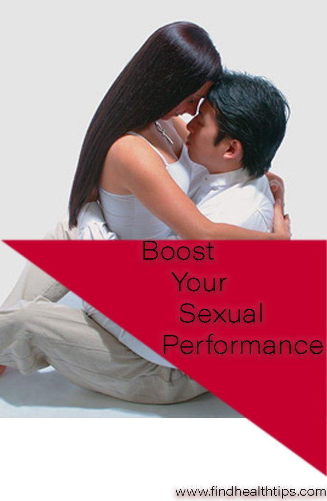 boost sexual performance