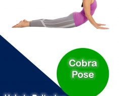 cobra pose yoga