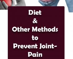 diet prevent methods joint pain