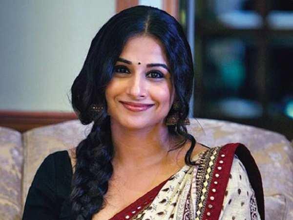 Vidya Balan without Makeup diva