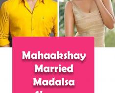 mahaakshay married madalsha sharma