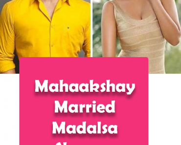 mahaakshay married madalsha sharma