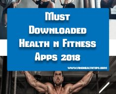 must downloaded fitness apps 2018