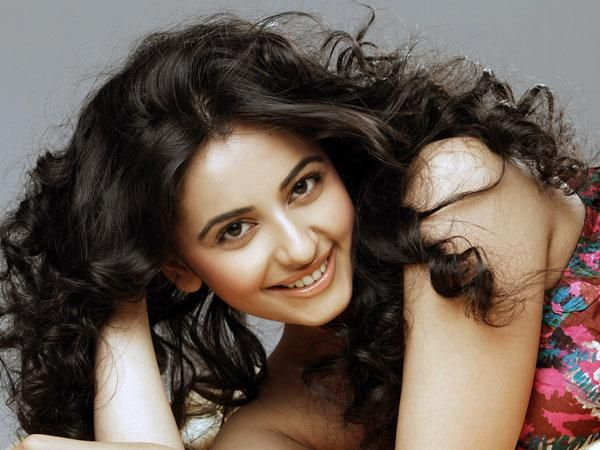 Rakul Preet Singh No Makeup Photos