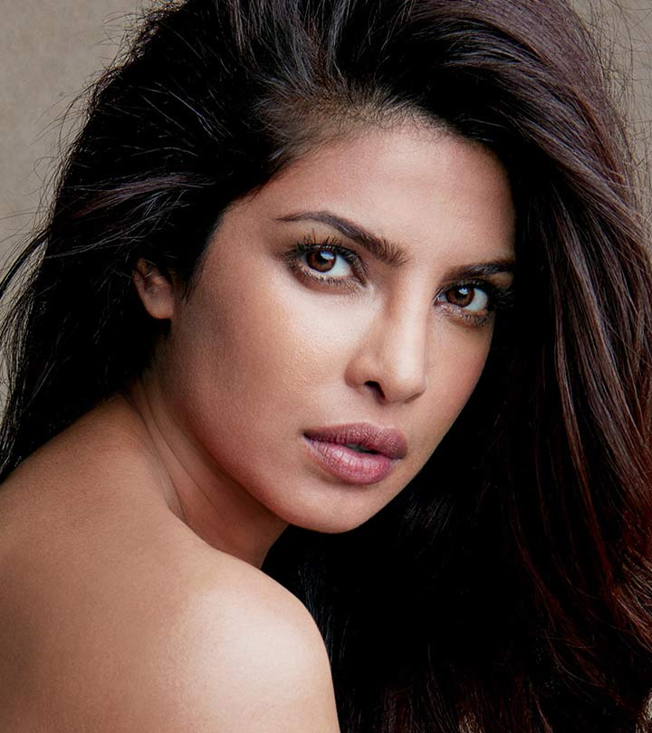 10 Pictures Of Priyanka Chopra Without Makeup