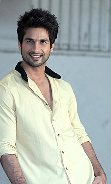 Shahid Kapoor Most Handsome Actor in Bollywood