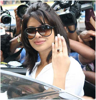 Priyanka Chopra without makeup photos