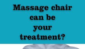 massage chair treatment